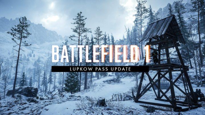 "BF1:極寒の雪山マップ""Lupkow Pass""、Premium Passユーザーへ先行配信開始"