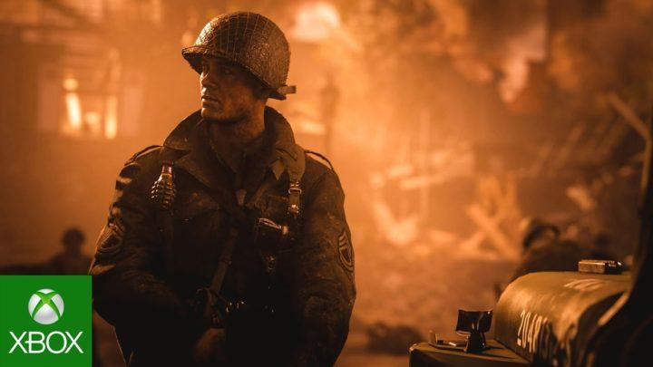 CoD:WWII: ベータ第2週のプリロードがXbox One版予約購入者向けに開始(海外)