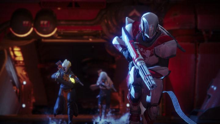 "『Destiny 2』ではキャラクター育成が手軽に、アイテム入手時の""光""値を装備品とインベントリの最大光から算出"