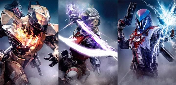 Destiny 2: 最新プレイ映像公開、第3のサブクラス復活が確定