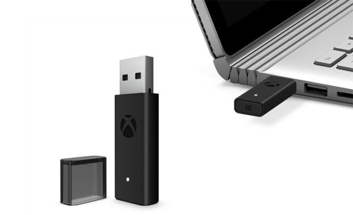 PCとXboxコントローラーのワイヤレス接続を可能にする「Xbox ワイヤレス アダプター for Windows 10」8月24日発売