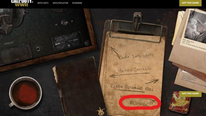 Call of Duty®_ WWII _ Classified