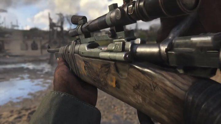 PS4版『CoD:WWII』:ハードディスクの必要空き容量は80GB、分割画面にも対応