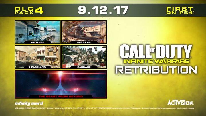 CoD:IW: 最後のDLC「Retribution」発表、『CoD:Ghosts』のリメイクマップを含み9月12日配信