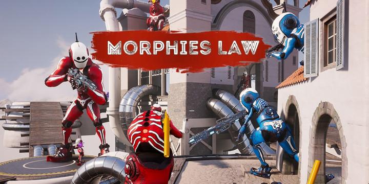 Morphies Law(モーフィーズ・ロウ)