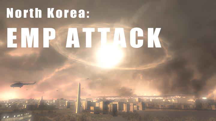 北朝鮮 EMP