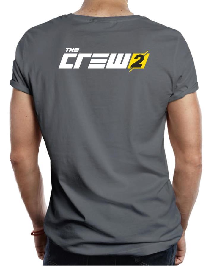 ザ クルー2 Tシャツ 裏