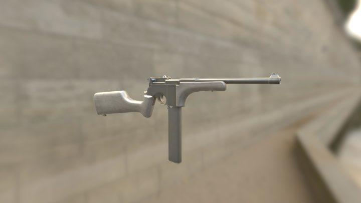 auser M1917 trench carbine
