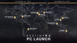 Destiny 2: フレームレートに上限がないPC版の解禁時刻は10月25日午前2時に決定、推奨GPUはNvidia GTX 970かGTX 1060