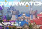 オーバーウォッチ: 新マップ「Blizzard World」発表、