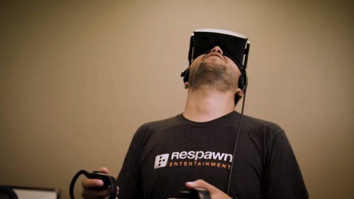 『タイタンフォール 2』のRespawnが新作VRゲームを本気で開発中