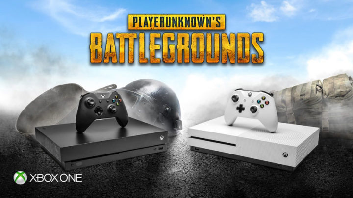 Xbox One版『PlayerUnknown's Battlegrounds』は2,900円、日本国内でも2017年12月12日発売