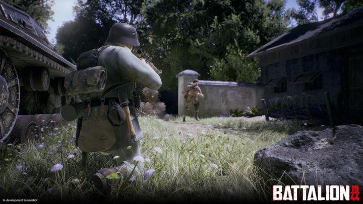 第二次世界大戦FPS『Battalion 1944』の発売日が2018年に延期、価格は15ドルに値下げ