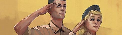 CODWWII-Unique Calling Card - Salutations