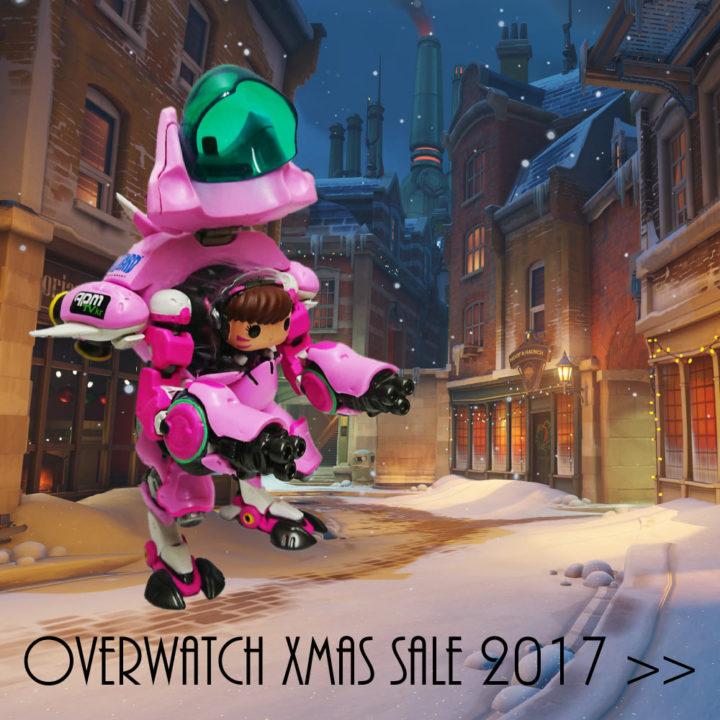オーバーウォッチ クリスマスキャンペーン
