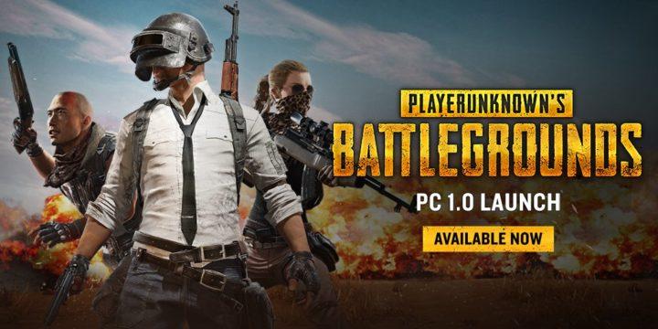 正式版『PUBG』パッチノート:5種の新武器や新マップ、リプレイやキルカメラなど多数の新要素追加