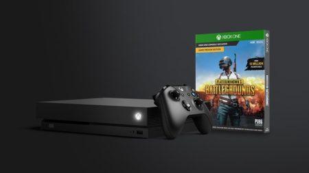 PUBG: Xbox One版の発売からわずか48時間で販売本数が100万本を記録、Xbox One Xとのバンドルが期間限定で登場
