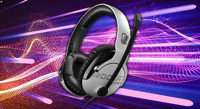 レビュアー無料プレゼント:ハイレゾ対応のゲーミングヘッドセット「ROCCAT® KHAN PRO」(3名)
