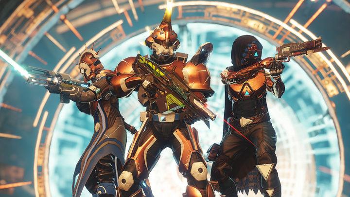 Destiny 2: 第1弾DLC「オシリスの呪い」の必須空き容量判明、新エキゾチック装備のプレビュー公開など