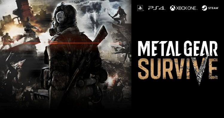 ゾンビメタルギア『METAL GEAR SURVIVE』のシングルプレイヤープレイ映像公開、オープンベータを2018年1月実施(PS4/XB1)
