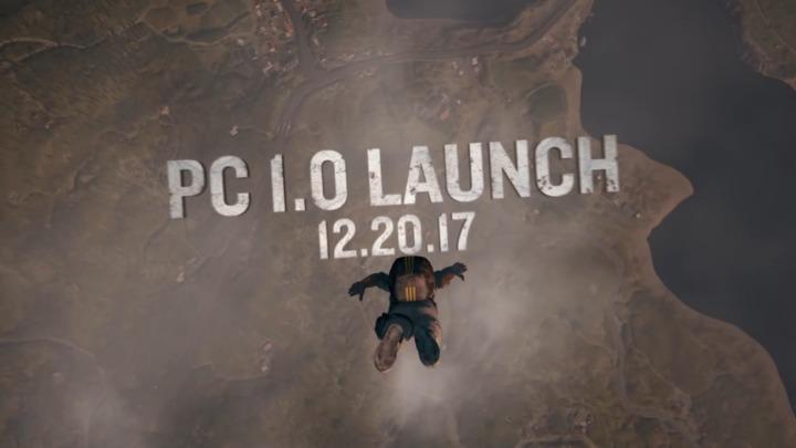 PUBG:待望のバージョン1.0ローンチは12月20日に決定、新砂漠MAP「Miramar」はテストサーバーでプレイ可能に