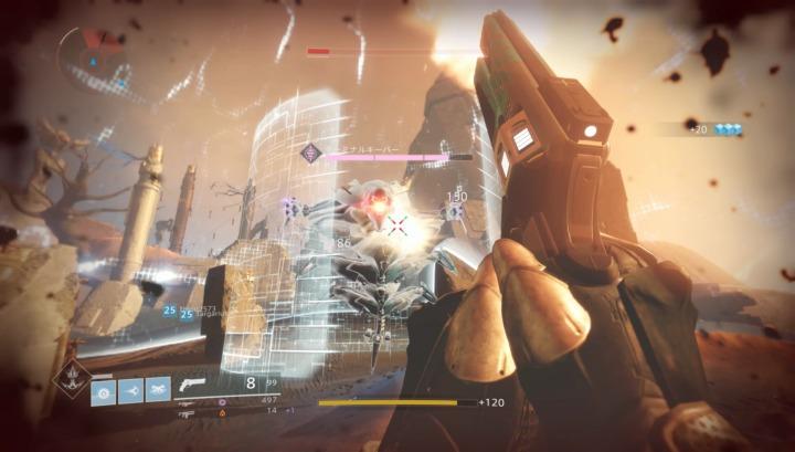 """Destiny 2: 【追記あり】今週の火種は「水星」で新ボス""""ターミナルキーパー""""追加、公開イベント以外でも火種を進行可能"""