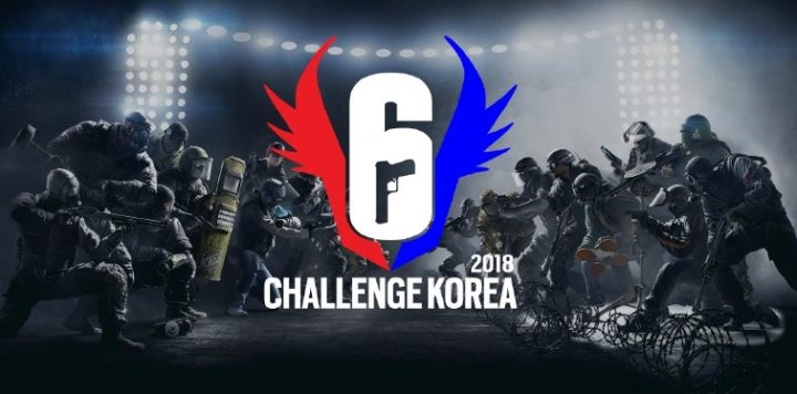 レインボーシックス シージ: 日韓トップチームが「Six Challenge Korea 2018」にて対決、1月27日13:20より放送