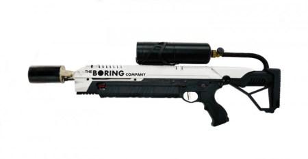 起業家イーロン・マスク氏のトンネル工事会社が販売した火炎放射器がBorderlands 3に登場か