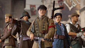 """CoD:WWII:コミュニティイベント「レジスタンス」が1月23日開始、新師団「解放師団」・新ゲームモード""""Demolition""""""""Prop Hunt""""・新武器3種など"""