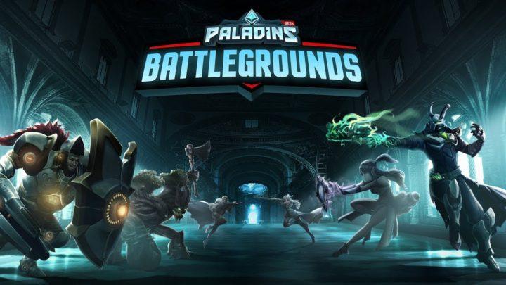 Paladins: 100人対戦バトルロイヤルの詳細&プレイ動画公開、無料プレイ可能でレア装備ほど自キャラ強化
