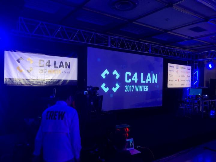 C4 LAN Winter 2017
