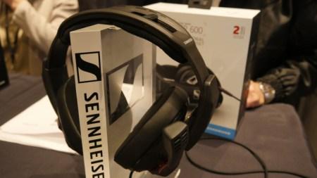 ドイツの老舗音響メーカー「ゼンハイザー」がゲーミングヘッドセット「GSP500」「GSP600」発売
