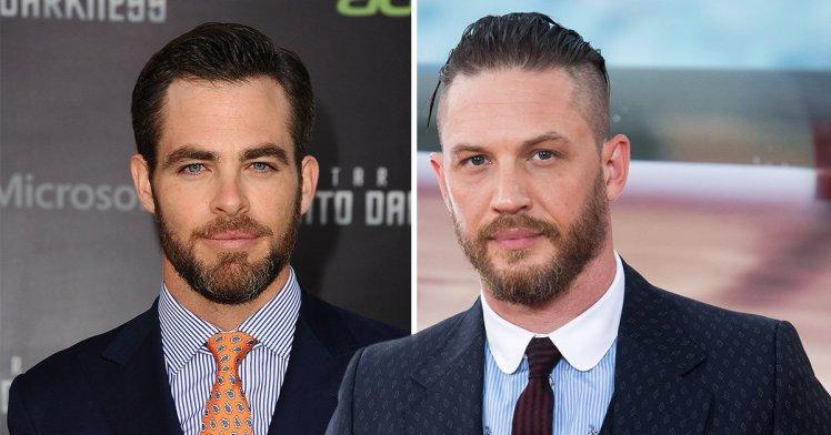 映画版『Call of Duty』に「マッドマックス」のトム・ハーディと「スタートレック」のクリス・パイン出演?