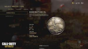 CODwwii-domination-xl ドミネーションXL