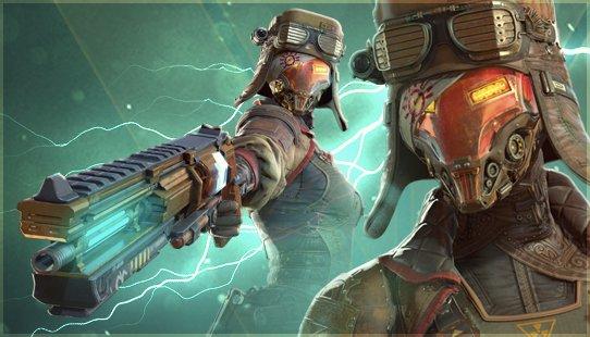 MCVS:近接戦に強いスペシャリスト「チャプカ」が本実装、新スキンも追加予定