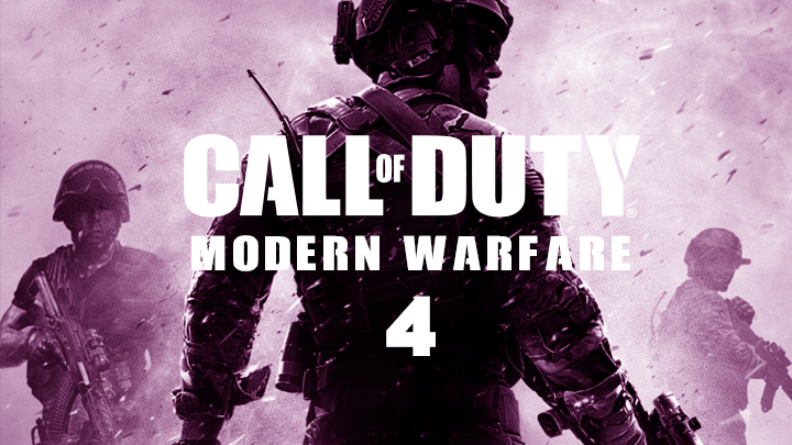 [噂] 2019年版『CoD』は『Call of Duty: Modern Warfare 4』?
