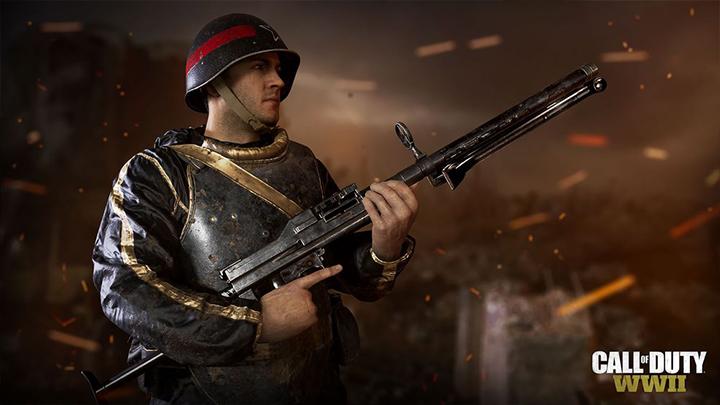 "CoD:WWII:「チームキルすると自身がデス」 ""ハードコア""へ新プレイリスト実装へ"