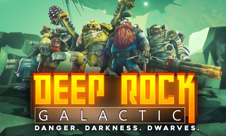 """4人協力型の宇宙""""採掘""""FPS『Deep Rock Galactic』早期アクセス開始、レビューも大好評"""