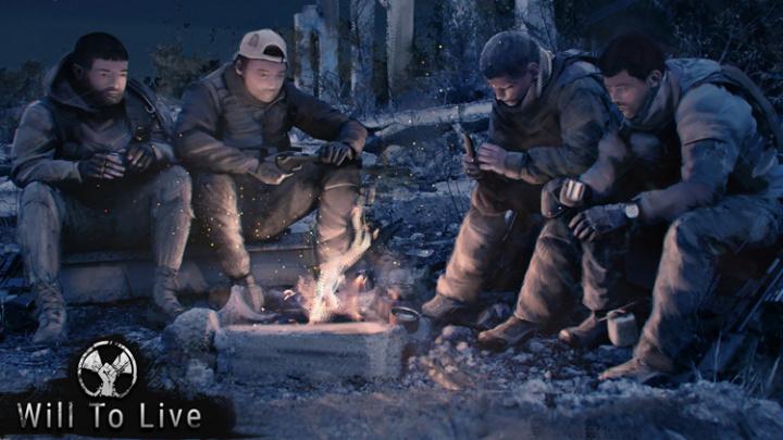 オープンワールドMMORPG+FPS『Will To Live』、4月5日先行アクセス開始