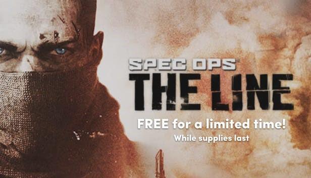 48時間限定無料:暴力描写も有名なマルチエンディングTPS『Spec Ops: The Line』