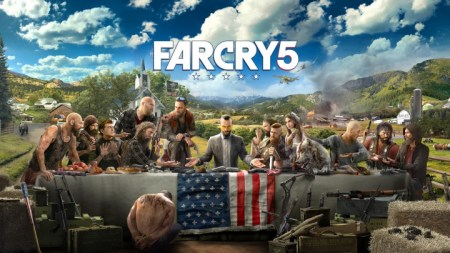 Far Cry5 ファークライ5 アイキャッチ