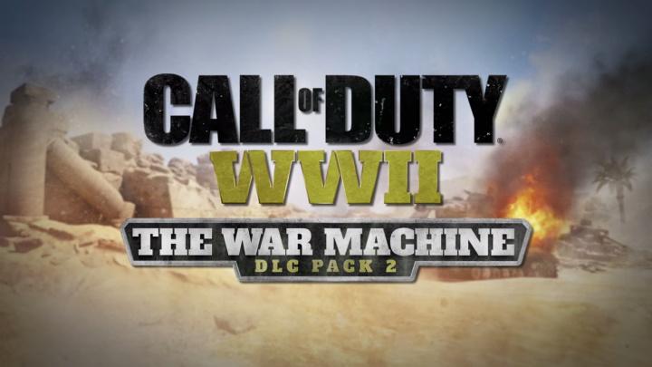 CoD:WWII:DLCパック2「軍事機構編」公式トレーラー公開、4月10日にPS4へ先行配信