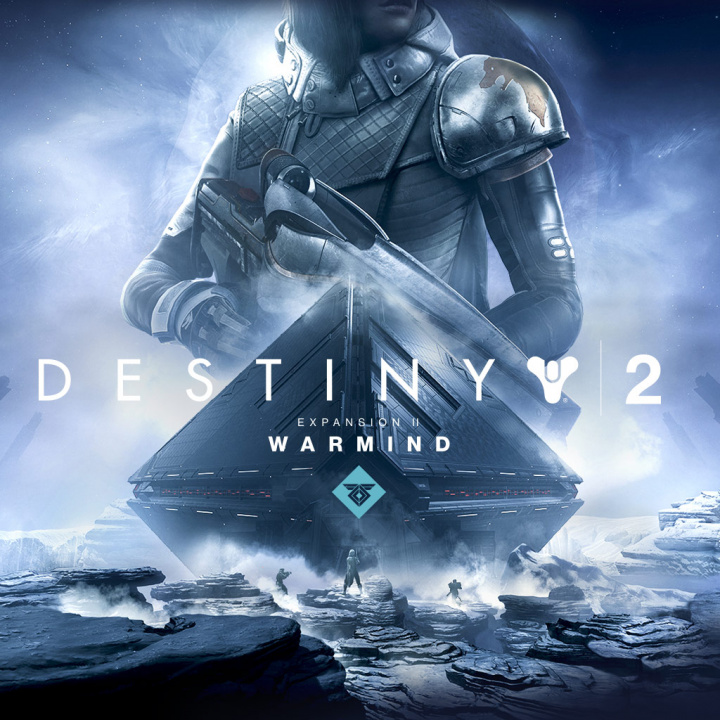 Destiny 2 DLC2 ウォーマインド keyart
