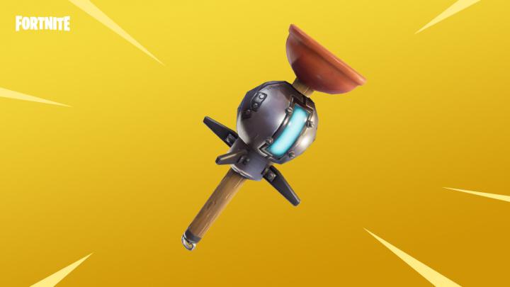 フォートナイト バトルロイヤル:相手に直接はりつける「くっつき爆弾」登場、スキンを返品してV-Bucksを再入手可能に