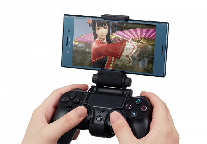 DUALSHOCK4にXperiaを装着できる公式デバイス「Xマウント」、モニター1,000名募集中