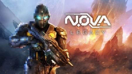 王道FPS『N.O.V.A. Legacy』のiOS版配信開始、Android版とクロスプラットフォームも
