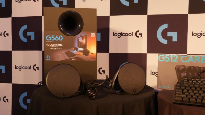 G560 logicool