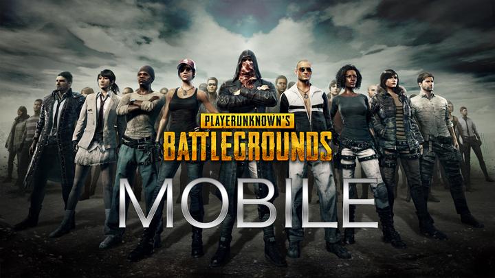 PUBG-MOBILE モバイル