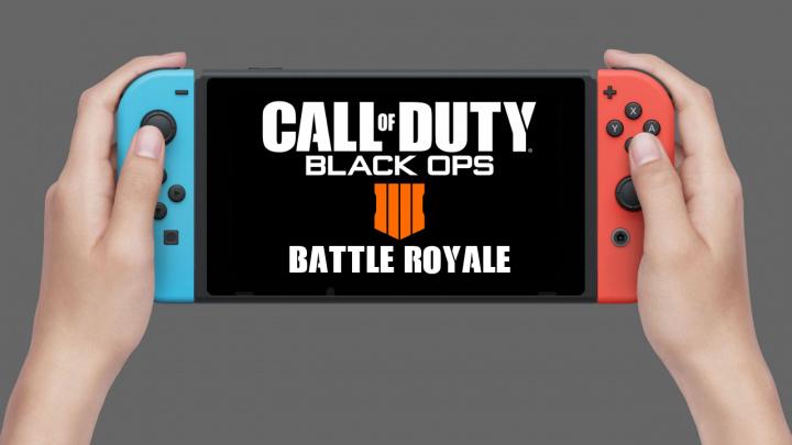 CoD:BO4:Nintendo Switch版は「なし」で確定か