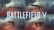 BFV:『バトルフィールド5』の予約購入で入手できる『BF1』の5種の武器